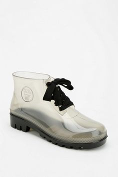 JuJu Footwear Solid Rain Boot at Urban Outfitters