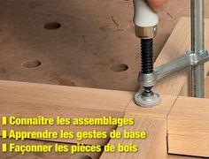 Réaliser ses propres assemblages bois : tous les conseils de Système D pour les menuisiers bien informés !