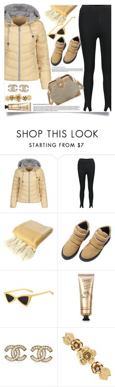"""Untitled #459"" by dzenanlevic99 ❤ liked on Polyvore featuring Chanel and Matthew Williamson"