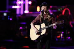 'The Voice' Contestant Sawyer Fredericks Lived Up To His Hype In The First Night of The Live Playoffs