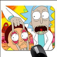 nice RICK AND MORTY FUNNY FACE PHOTO MOUSE PAD Funny Face Photo, Custom Mouse Pads, Rick And Morty, Funny Faces, Embroidery Stitches, Cool Stuff, Nice, Fictional Characters, Fantasy Characters