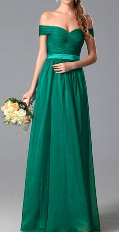 Off Shoulder Bridesmaid Dress #Bridesmaid #Dress #Evening #Gown #Wedding