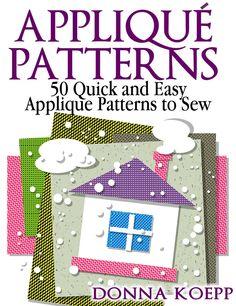 FREE ebook: Applique Patterns