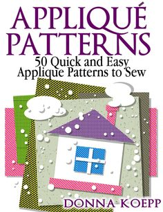 FREE ebook: Applique Patterns