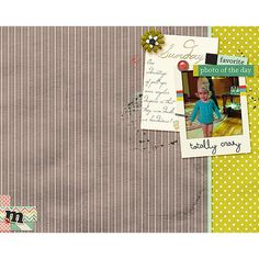 This Month January bundle Foiled Days Worded Frames from Amanda Yi Designs