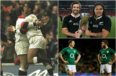 Anthony Woolford ranks the 15 greatest midfield double-acts since the 1987 World Cup Rugby News, Wales Rugby, World Cup, Baseball Cards, Sports, Hs Sports, World Cup Fixtures, World Championship, Sport