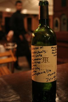 Wine Bottle customer review @ Don Julio, Buenos Aires by kateboydell, via Flickr