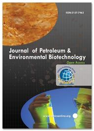 The Journal of Petroleum & Environmental Biotechnology is an international, peer-reviewed journal publishing various aspects of Environmental Biotechnology such as Bioremediation, Phytoremediation & Petroleum biotechnology like Biofuel production & their current research.