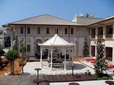 #Kıbrıs #Savoy #Савой #Hotel #Otel #Aydinlatma #Korkuluk #Lighting #Railing #Dekoratifkorkuluk #Architecture #kamelya building