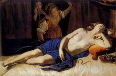 Artemisia Gentileschi, Cleopatra