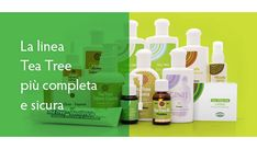 Linea Tea Tree - Vividus