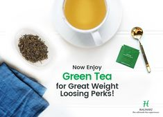 Caffeine and EGCG found in green tea increases the resting metabolic rate. So adding a cup of green tea to your regular diet can go a long way to keep your weight in check. Buy green tea for weight loss now!