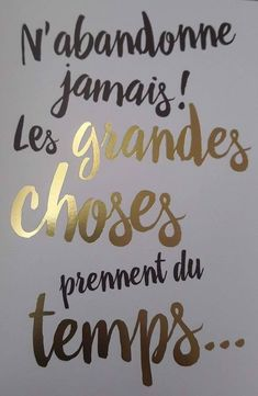 Discover recipes, home ideas, style inspiration and other ideas to try. Positive Mind, Positive Attitude, Positive Vibes, Positive Quotes, Motivational Quotes, Inspirational Quotes, Quote Citation, French Quotes, Change Quotes