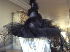 Sweet witch hat!