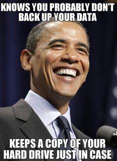 Good Guy Obama...