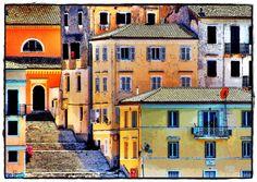 corfu old town - Szukaj w Google