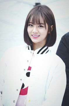 Image result for asian blunt bob with bangs