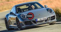 Cool Porsche 2017 - New Porsche 911 GTS Is Once Again The Sweet Spot Of The Range #Porsche #Porsche_...  Carscoops Check more at http://carsboard.pro/2017/2017/07/13/porsche-2017-new-porsche-911-gts-is-once-again-the-sweet-spot-of-the-range-porsche-porsche_-carscoops/
