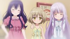 """A new promotional video for upcoming TV anime """"Tenshi no 3P!"""""""