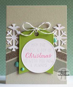 Witty Title Here: November SFYTT - Magic & Joy of Christmas
