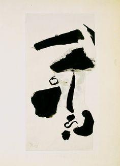 Hans Richter, Portrait de Tristan Tzara, 1917