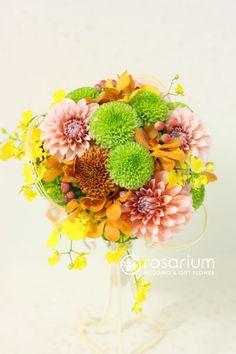 和装ブーケ|ロザリウム(Rosarium) 写真・フォトギャラリー|ザ・ウエディング
