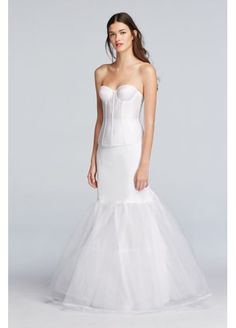d6e338e110e A-Line Silhouette Slip ALINESLIP Wedding Dress Undergarments