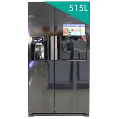 Tủ lạnh Samsung Side by side RS22HZNBP