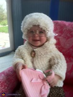 Golden Girl, Sophia! - Halloween Costume Contest, lolololol i want a baby girl so i can do this. ...in like 5 + years.