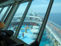 Seas, Airplane View