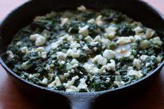 Wild Nettle Frittata + more nettle recipes ~ Tea & Cookies