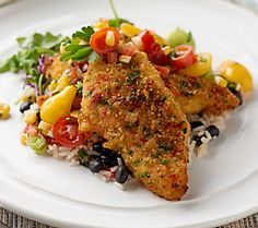 The Perfect Gourmet (15) Southwest Tilapia Auto-Delivery