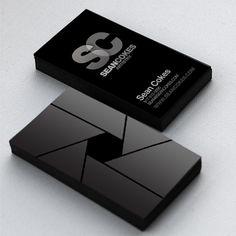 Carte De Visite Photographe Business Card Maker Cool Cards Design