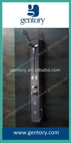 2014 acs, cupc, ce de nova alta qualidade 304 8k espelho açoinoxidável& acs, upc showe s155 painel-Torneiras de Banho e chuveiro -ID do produto:1769240808-portuguese.alibaba.com