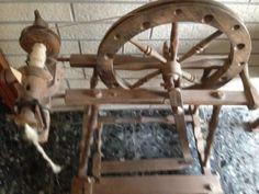 Spinnrad, Holz, in Nordrhein-Westfalen - Gelsenkirchen | eBay Kleinanzeigen