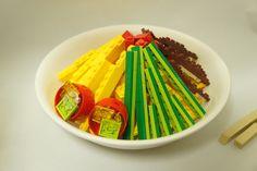 Lego Cold Noodles