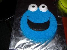 Cookie Monster missing cookie