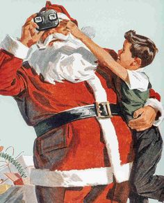 detail from Under the Tree: The Toys and Treats that Made Christmas Special, 1930-1970