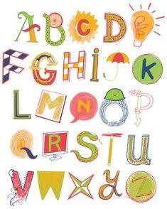 Alphabet, Jess Wilson