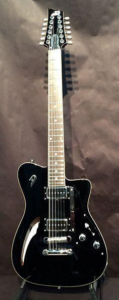 Duesenberg Caribou 42 12 String Electric Guitar | Reverb