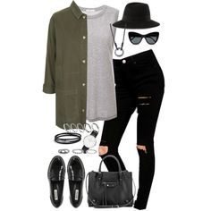 """Untitled #1270"" by elizabethwhitehead on Polyvore"