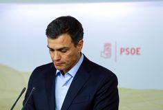 Expresso   Pedro Sánchez demite-se de secretário-geral do PSOE