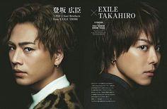 [3jsb.k.will] Men' JOKER TOSAKA HIROOMI & EX TAKAHIRO