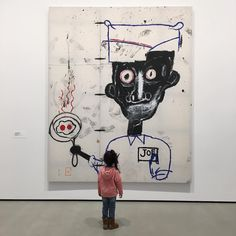 Jean-Michel BasquiatMore Pins Like This At FOSTERGINGER @ Pinterest