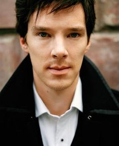 Benedict Cumberbatch. his face is so interesting... he can look like a boy and a man at the same time.