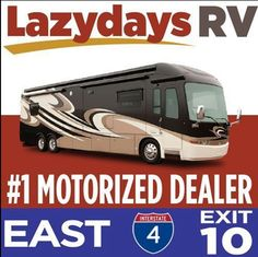 When you're in the market for a new RV or travel trailer, visit the RV experts at Lazydays, the RV authority. Learn more about Lazydays' expert sales & service. Lazydays Rv Resort, Luxury Rv, Rv Dealers, Trailers For Sale, Motorhome, Mobiles, Marketing, Travel, Viajes