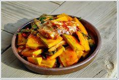 Kimchi Recipe, K Food, Asian Recipes, Ethnic Recipes, Dim Sum, Korean Food, Side Dishes, Curry, Yummy Food
