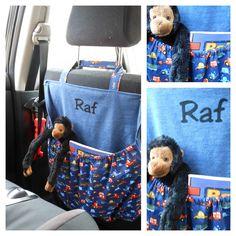 Ons Raf speelt graag in de auto. Dat hebben wij ook graag, want vervelen betekent jengelen.... Daarom nemen we altijd speelgoed mee in onz...