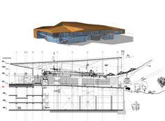 Vallfosca Ski Resort : PIERCY architecture+design Ark, Skiing, Architecture Design, Floor Plans, Pictures, Kitchen Islands, Ski, Photos, Architecture Layout