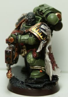 The Sternguard were the decider - A Salamanders PLog - Page 3